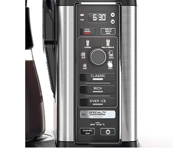 Best With Frother Single Serve Iced Coffee Maker