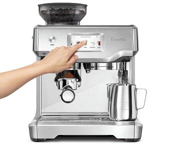 Best With Grinder Beginner Espresso Machine