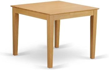 Best Wooden 36 Inch Kitchen Table