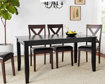 Best Wooden 36 Inch Wide Rectangular Dining Table