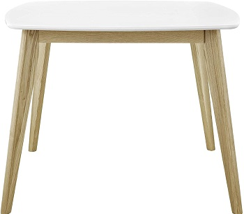 Best Wooden 40 Inch Square Dining Table