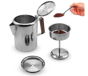 Coletti Bozeman Camping Coffee Pot