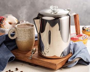 Eurolux Percolator Coffee Maker