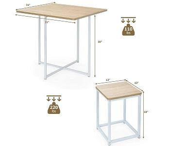 Giantex Dining Table Set