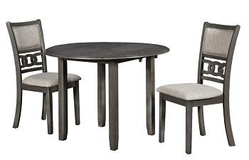 Jackins 3 - Piece Dining Set