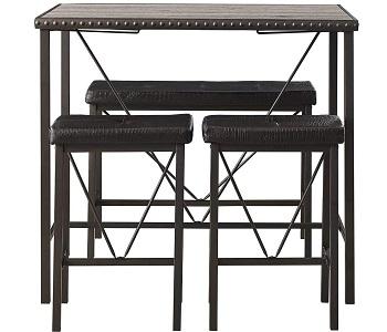 O&K Furniture Pub Table Set