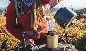ONEISALL Coffee Mug + Filter