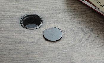 PHI VILLA Metal Dining Table