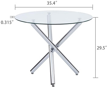 Sicotas-Round-Glass-Dining-Table