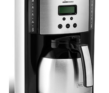 Best 10 Cup Coffee Maker With Metal Carafe