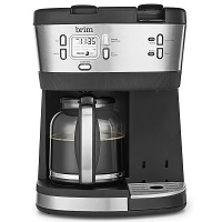 Best 12 Cup Coffee Maker With K Cup And Carafe Rundown