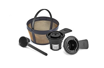 Best 12 Cup Coffee Maker With K Cup And Carafe