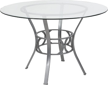 Best Glass Top 45 Inch Round Dining Table