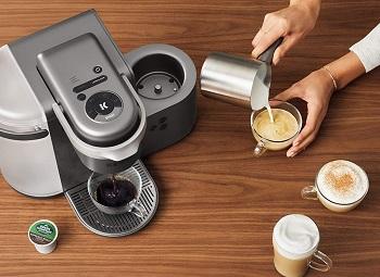 Best K Cup Cappuccino Latte Maker