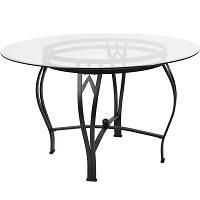 Best Metal 48 Inch Round Glass Dining Table Rundown