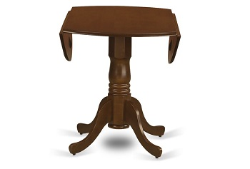 Best Modern 42 Inch Round Extendable Dining Table