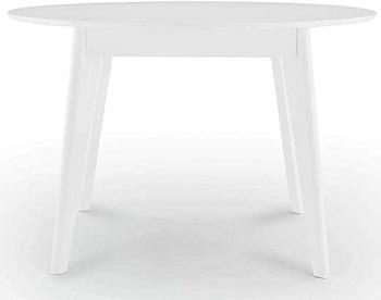 Best Modern 45 Inch Round Dining Tablee
