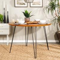 Best Modern 46 Inch Round Dining Table Rundown
