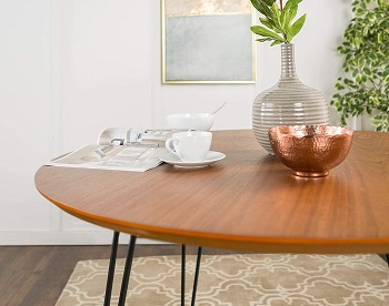 Best Modern 46 Inch Round Dining Table