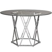 Best Modern 48 Inch Round Glass Dining Table Rundown