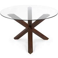 Best Of Best 48 Inch Round Glass Dining Table Rundown