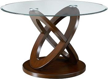 Best Of Best 48 Inch Round Pedestal Dining Table