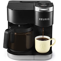 Best Of Best Coffee Maker With K Cup And Carafe Rundown