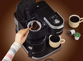 Best Of Best Coffee Maker With K Cup And Carafe