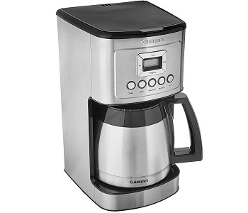 Best Of Best Coffee Maker With Metal Carafe
