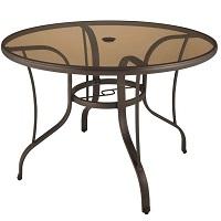 Best Outdoor 42 Inch Round Glass Dining Table Rundown