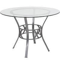 Best Pedestal 42 Inch Round Glass Dining Table Rundown
