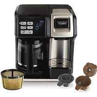 Best Programmable Coffee Maker With K Cup And Carafe Rundown