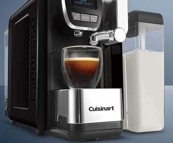Best Programmable Espresso Cappuccino Latte Machine