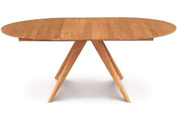 Best Round 48 Extendable Dining Table