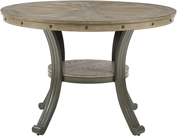 Best Set 45 Inch Round Dining Table