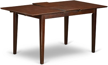 Best Set 48 Extendable Dining Table