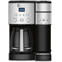 Best Single Cup Coffee Maker With K Cup And Carafe Rundown