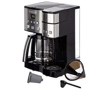 Best Single Cup Coffee Maker With K Cup And Carafe