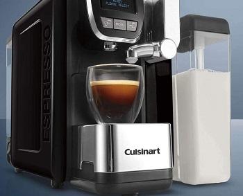 Best Single Serve Coffee Cappuccino Latte Maker