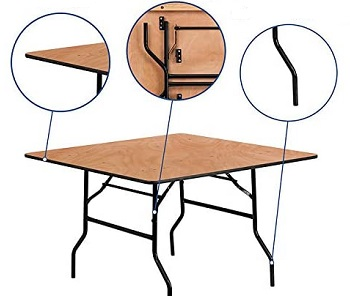 Best Square 48 Inch Dining Table