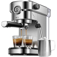 Best With Frother Commercial Cappuccino Machine Rundown