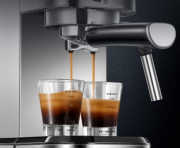 Best With Frother Commercial Cappuccino Machine