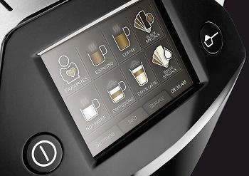 Best With Grinder Espresso Cappuccino Latte Machine
