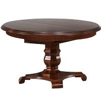 Best With Leaf 48 Inch Round Pedestal Table Rundown