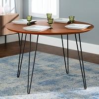 Best Wooden 46 Inch Round Dining Table Rundown