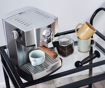 Brim 15 Bar Latte Espresso Maker
