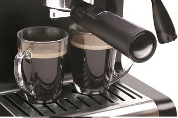 Capresso Espresso And Cappuccino Machine