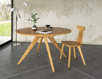 Catalina Round Extension Dining Table