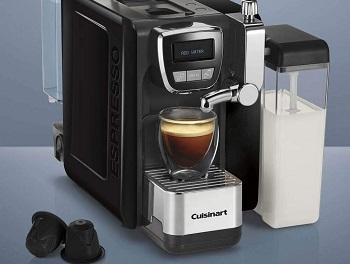 Cuisinart Cappuccino & Latte Espresso Machine