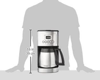 Cuisinart Stainless Steel Coffeemaker